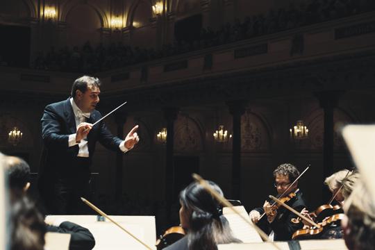 Η Βασιλική Ορχήστρα Κονσέρτχεμπαου του Άμστερνταμ υπό τον Ντανιέλε Γκάττι στο Μέγαρο Μουσικής Αθηνών