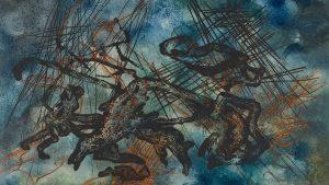 Αναδρομική έκθεση του Νικόλαου Βεντούρα στο Μουσείο Μπενάκη