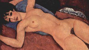 Η Ιστορία πίσω από τον Πίνακα: Κόκκινο Γυμνό του Μοντιλιάνι