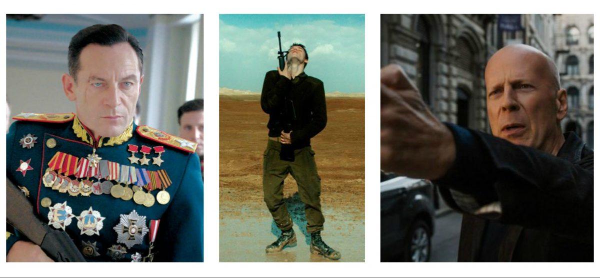 Αποτέλεσμα εικόνας για Νέες ταινίες: Ο Θάνατος του Στάλιν, Foxtrot και το ριμέικ του «Death Wish»