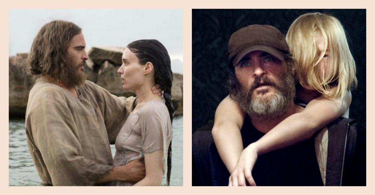 Αποτέλεσμα εικόνας για Νέες ταινίες: «Μαρία Μαγδαληνή» και «Δεν Ήσουν Ποτέ Εδώ»