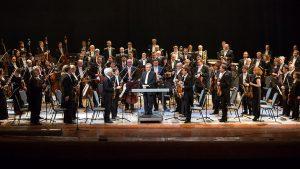 Η Συμφωνική Ορχήστρα Τσαϊκόφσκι στο Ηρώδειο