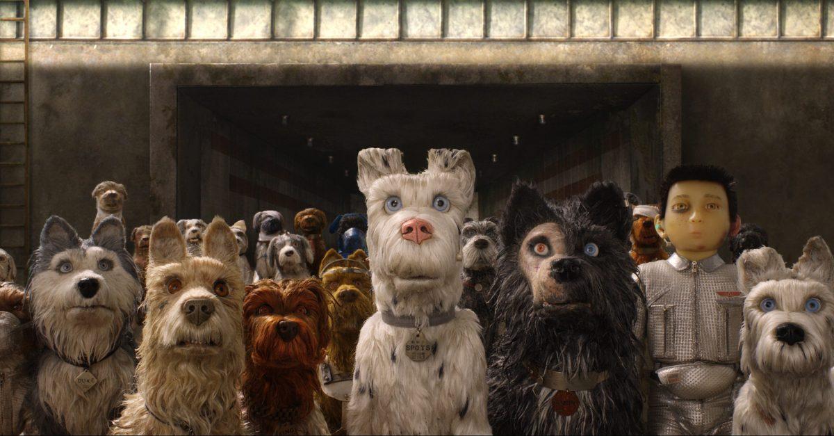 Αποτέλεσμα εικόνας για Νέες ταινίες: Το απολαυστικό «Νησί των Σκύλων»