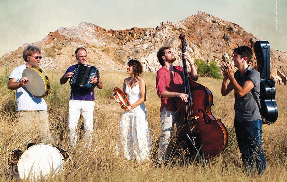 Αποτέλεσμα εικόνας για Encardia: Αισθαντικά μουσικά ταξίδια σε Κάτω Ιταλία και Μεσόγειο