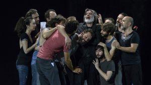 Τίμων ο Αθηναίος: Τρεις preview παραστάσεις στο Εθνικό Θέατρο