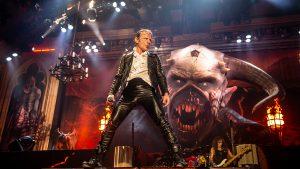 Iron Maiden: Όλα όσα θα δούμε και θα ακούσουμε στο Terravibe