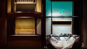 Thinking Things: Ο Γιώργος Απέργης στην Στέγη του Ιδρύματος Ωνάση