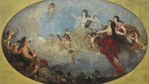Η Εικόνα της Γυναίκας στη Νεοελληνική Ζωγραφική: Έκθεση στο Ίδρυμα Θεοχαράκη