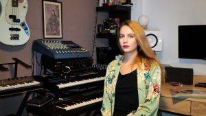 Η Nalyssa Green και ο νέος της δίσκος «Μπλουμ»
