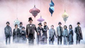 Χριστουγεννιάτικη ιστορία, από τον Γιάννη Μόσχο στο Εθνικό Θέατρο!