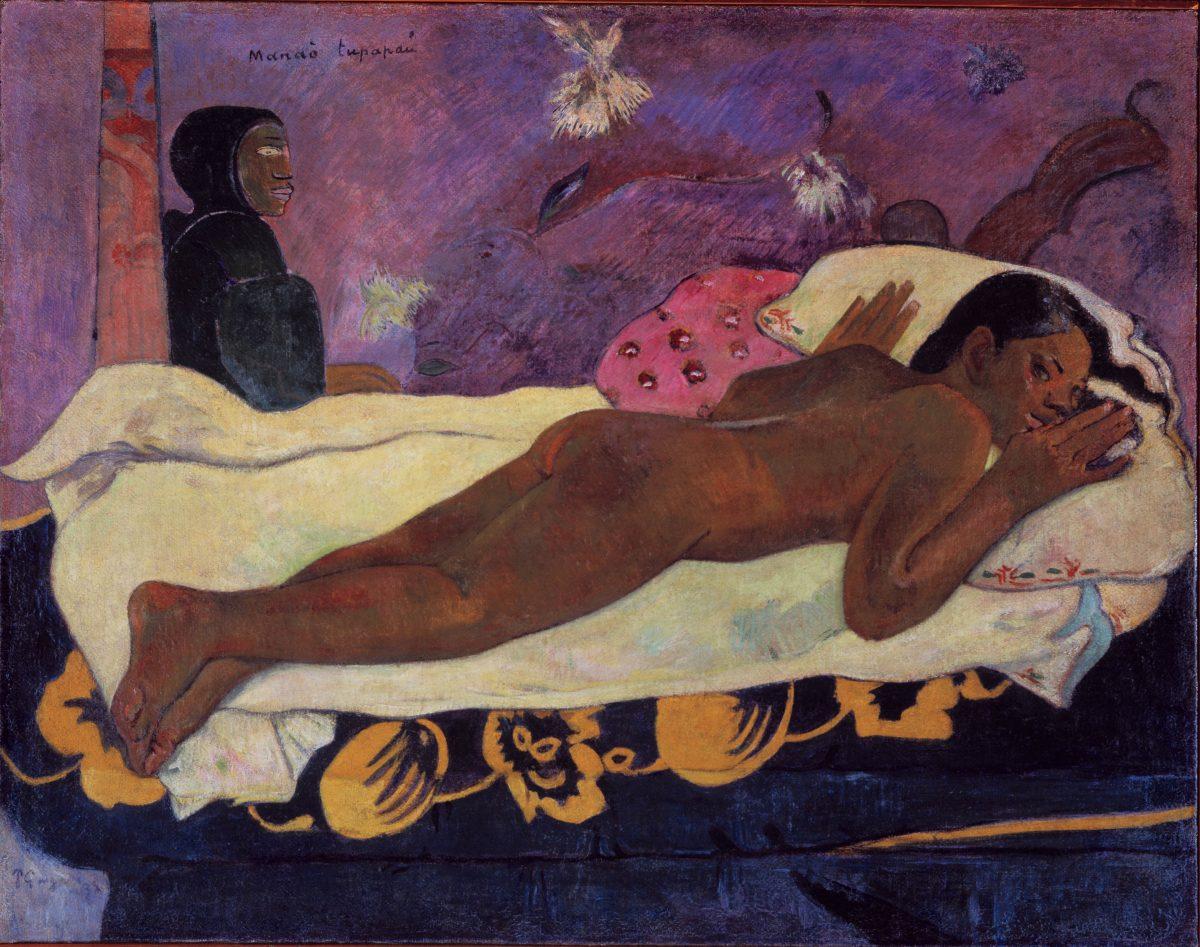 Έφηβος γυμνό τέχνη