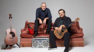 Λαυρέντης Μαχαιρίτσας και Νίκος Πορτοκάλογλου σε μία συναυλία για καλό σκοπό στο Ηρώδειο