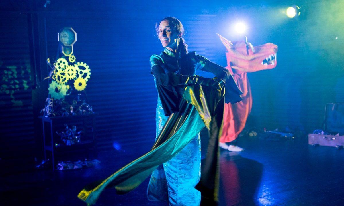"""Αποτέλεσμα εικόνας για """"Τικ Τακ Ντο"""" στο νέο θέατρο Δεκατέσσερα"""