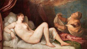 Αγάπη, Πόθος, Θάνατος: Η εμβληματική σειρά έργων «poesie – ποίηση» του Τιτσιάνο στο Λονδίνο