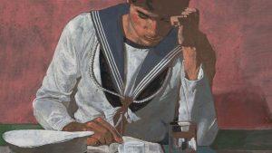 Ερριμμένες Σκιές: Έκθεση με έργα του Γιάννη Τσαρουχή στο Ίδρυμα Γιάννη Τσαρούχη
