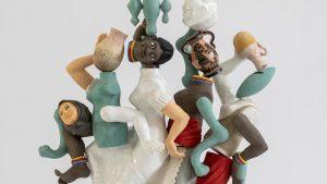 Διονύσης Καβαλλιεράτος: Γλυπτική εγκατάσταση στο Ηρώδειο από το Φεστιβάλ Αθηνών και το NEON
