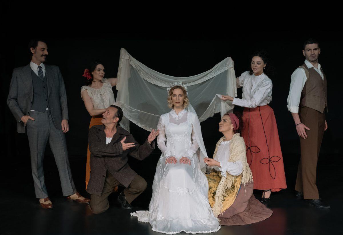 Αχ Έρωτα!, μία παράσταση-σύνθεση έργων του Φεντερίκο Γκαρθία Λόρκα ...