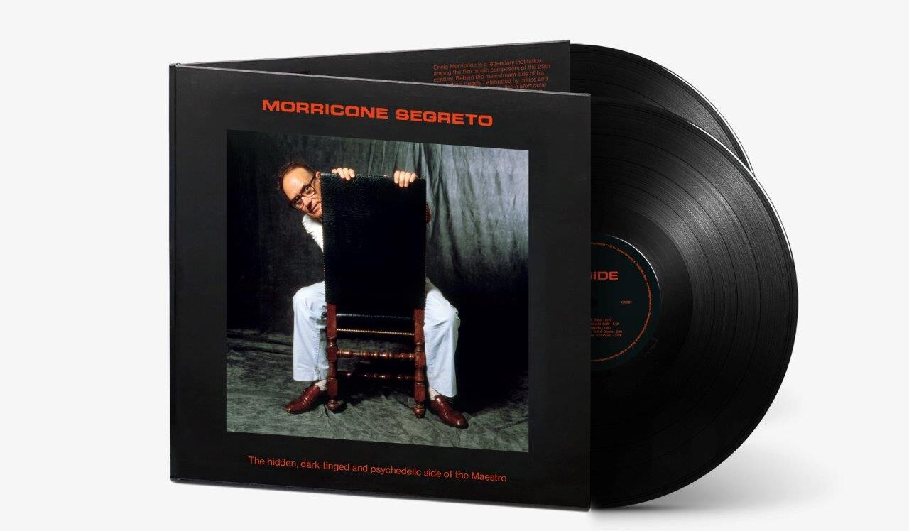"Morricone Segreto: Νέα συλλογή με σπάνια και ακυκλοφόρητα ""διαμάντια"" του Ennio  Morricone | CultureNow.gr"