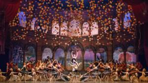 H Ωραία Κοιμωμένη, από το θέατρο Μαριίνσκι στο Christmas Theater On Line