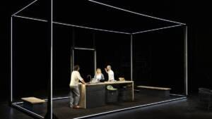 Οιδίποδας, σε σκηνοθεσία του Τόμας Όστερμαϊερ στο Αρχαίο Θέατρο Επιδαύρου