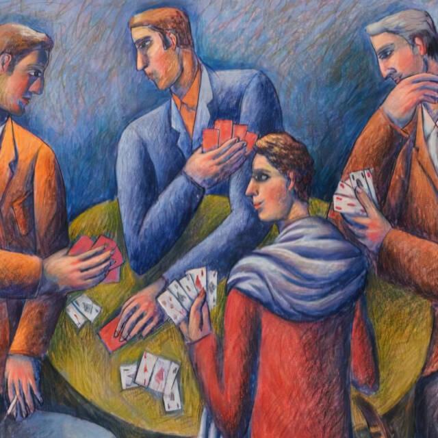 Άγγιγμα Έμπνευσης: Έκθεση εις μνήμην του Παύλου Σάμιου από την γκαλερί Alma  στην Τήνο | CultureNow.gr