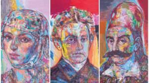 Γιάννης Ψυχοπαίδης – Μορφές του '21: Μία έκθεση στο Μουσείο Μπενάκη